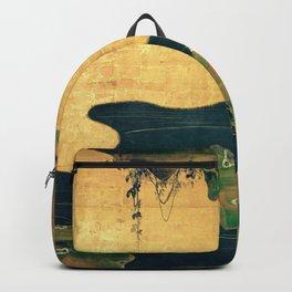 Ogata Korin - Top Quality Art - Tai Gong Wang Backpack