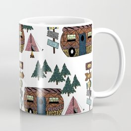 Camping we go Coffee Mug