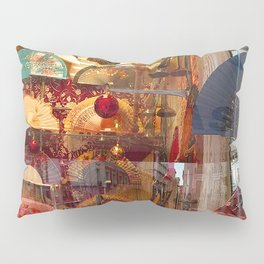 Reflections of Madrid Pillow Sham
