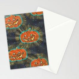 Glowing Jacks Stationery Cards