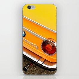 Orange Gum iPhone Skin