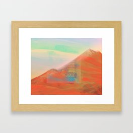 It's Not What You Do Framed Art Print