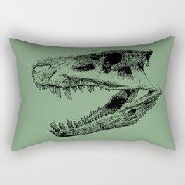 Postosuchus Skull II Rectangular Pillow