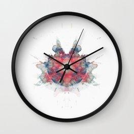 Inkdala XXXVII Wall Clock