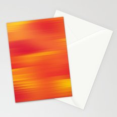 Heat Wave  Stationery Cards