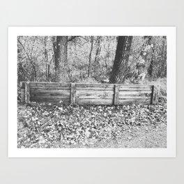 Autumn 4 Art Print