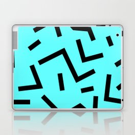 Blue Pattern Laptop & iPad Skin