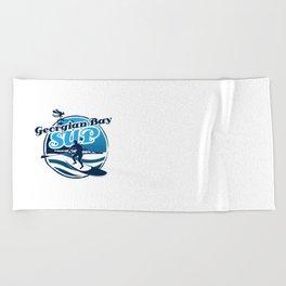 Georgian Bay SUP Beach Towel