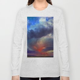 The Magic of an Albuquerque Afternoon Long Sleeve T-shirt