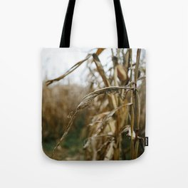 Autumn Cornstalk II Tote Bag