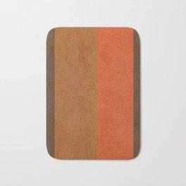 Shades of Brown Bath Mat