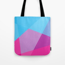 Colour Bomb Tote Bag