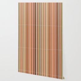 Old Skool Stripes - Morning Wallpaper