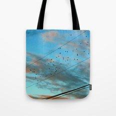 Migration Tote Bag