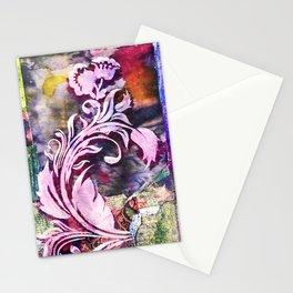Safuli's Flower Stationery Cards