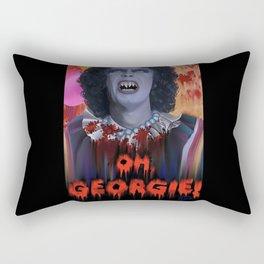 """Rocky Horror - """"IT"""" - Sweet TransvestITe Rectangular Pillow"""