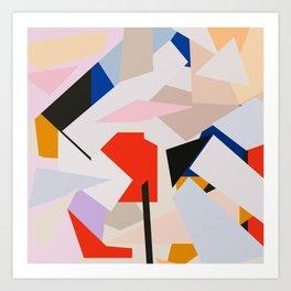 Abstract 41 Art Print
