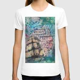 Playing With Arts No. 3 T-shirt