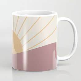 Morning Light - Pink Coffee Mug