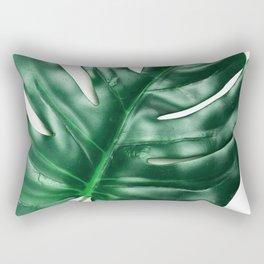 Monstera Rectangular Pillow