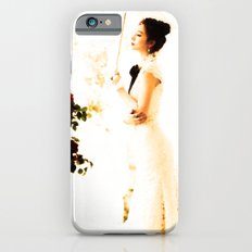 THE WOMAN WHO DOES NOT LISTEN TO THE LIES OF HER TIME iPhone 6 Slim Case