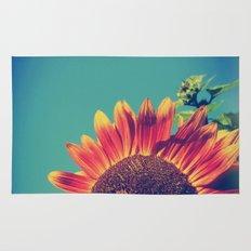 Summer Sunflower Rug