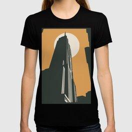 Kong tower T-shirt