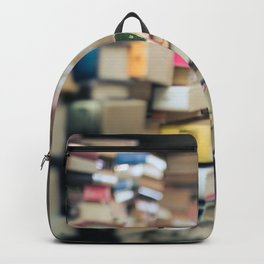 Personal Library Backpack