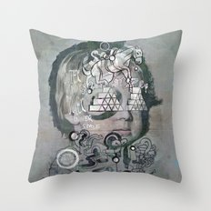 Aberrational State Throw Pillow