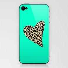 Wild Love iPhone & iPod Skin