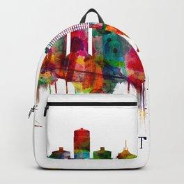 Detroit Michigan Skyline Backpack
