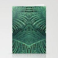 fern Stationery Cards featuring Fern by ravynka