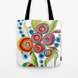 Bouquet4 Tote Bag