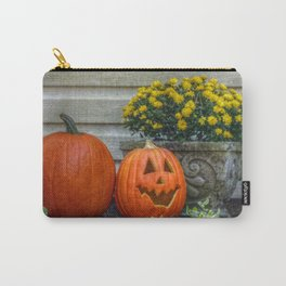 Autumn Scene Carry-All Pouch