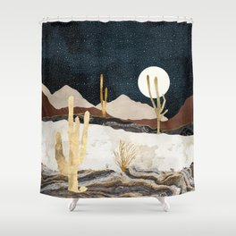 Desert View Shower Curtain