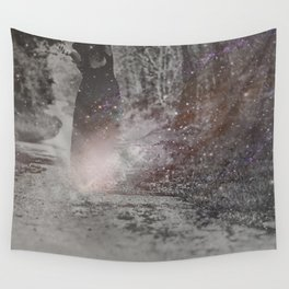 Galaxy Man (Welcome To The New Age) Wall Tapestry