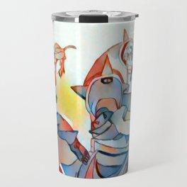 Full metal Nova Travel Mug
