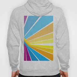 Stripes universe Hoody