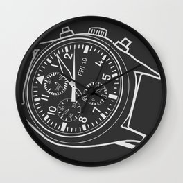 Andrey Watch Wall Clock