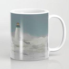 SANTA CRUZ LIGHT HOUSE 011 Coffee Mug