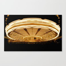 Sit and Spin Canvas Print