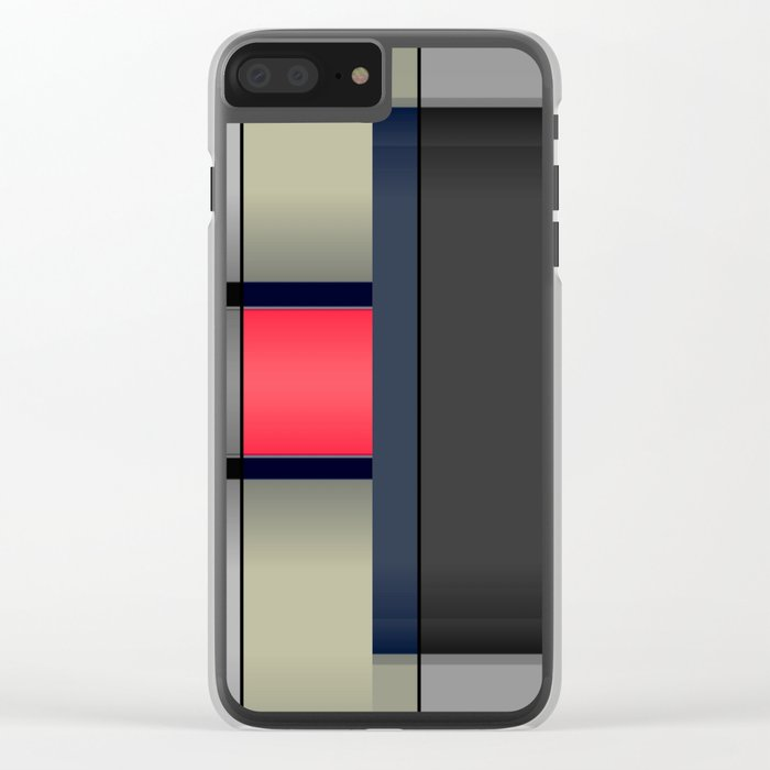 Obb/72 Clear iPhone Case