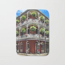 Royal Street New Orleans Bath Mat