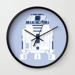 R2 Wall Clock