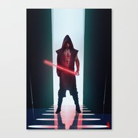 sith Canvas Prints featuring Sith by Shaun S Minns