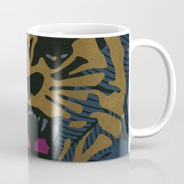Golden Tiger Coffee Mug