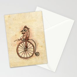 """""""Good Day, Sir!"""" Stationery Cards"""