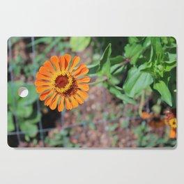 Flower No 5 Cutting Board