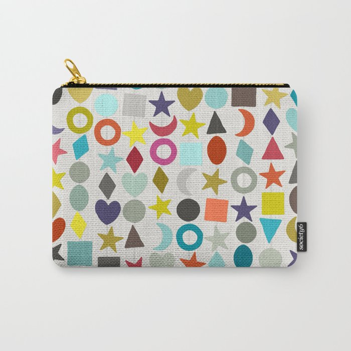 geo garland Carry-All Pouch