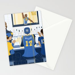 Goldblooded Stationery Cards